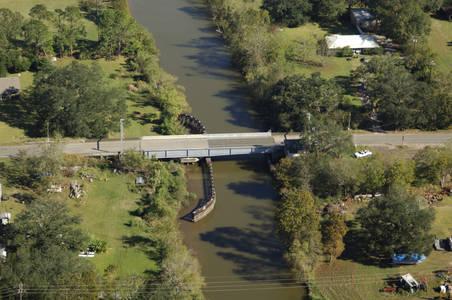 Lower Atchafalaya River Bridge 21