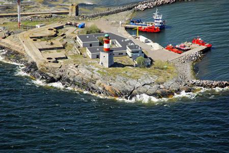 Harmaja Lighthouse