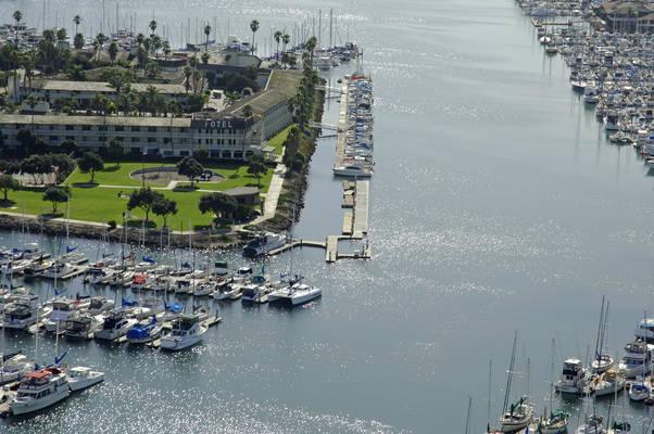 Peninsula Park Guest Dock