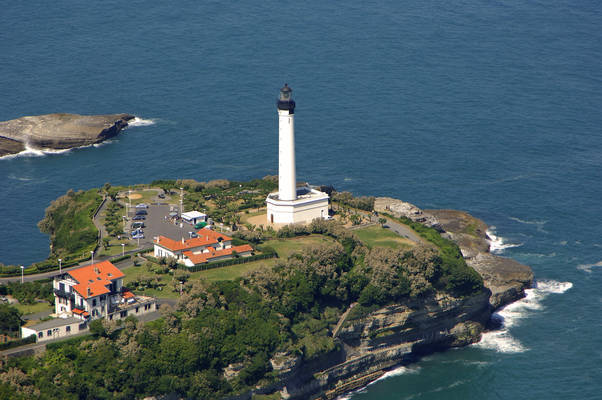 Pointe Du Milier Lighthouse