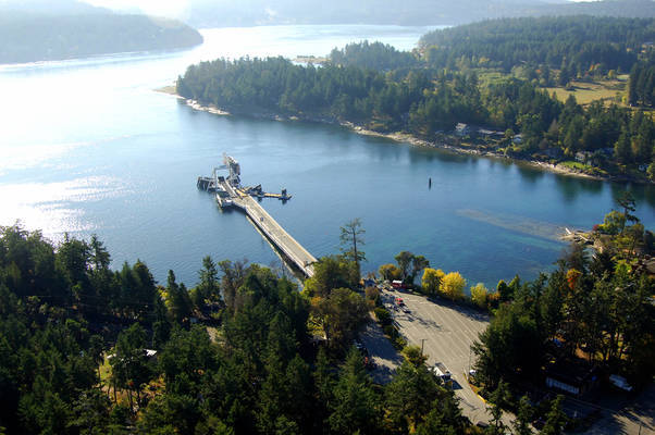 Galiano Island Ferry