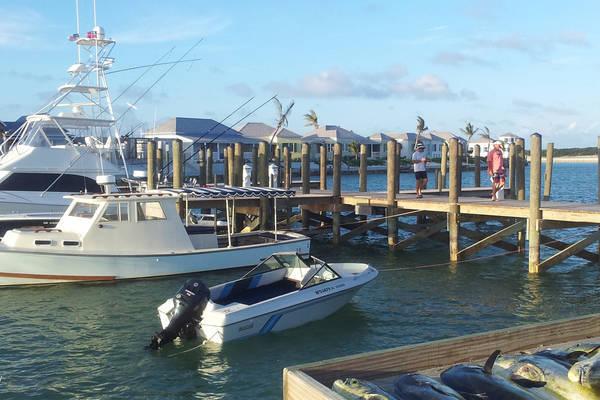 Schooner Bay Marina