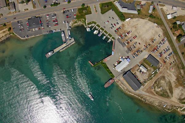 St Ignace Shepler's Ferry