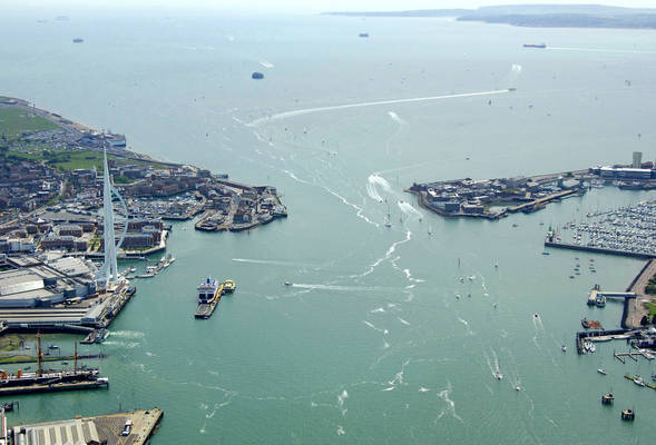 Portsmouth Harbour Inlet