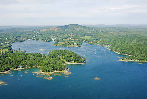 Blue Hill Harbor