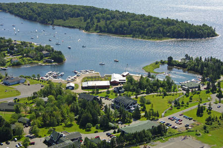 Cape Breton Boatyard