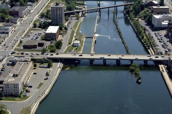 Oswego Canal Lock 8