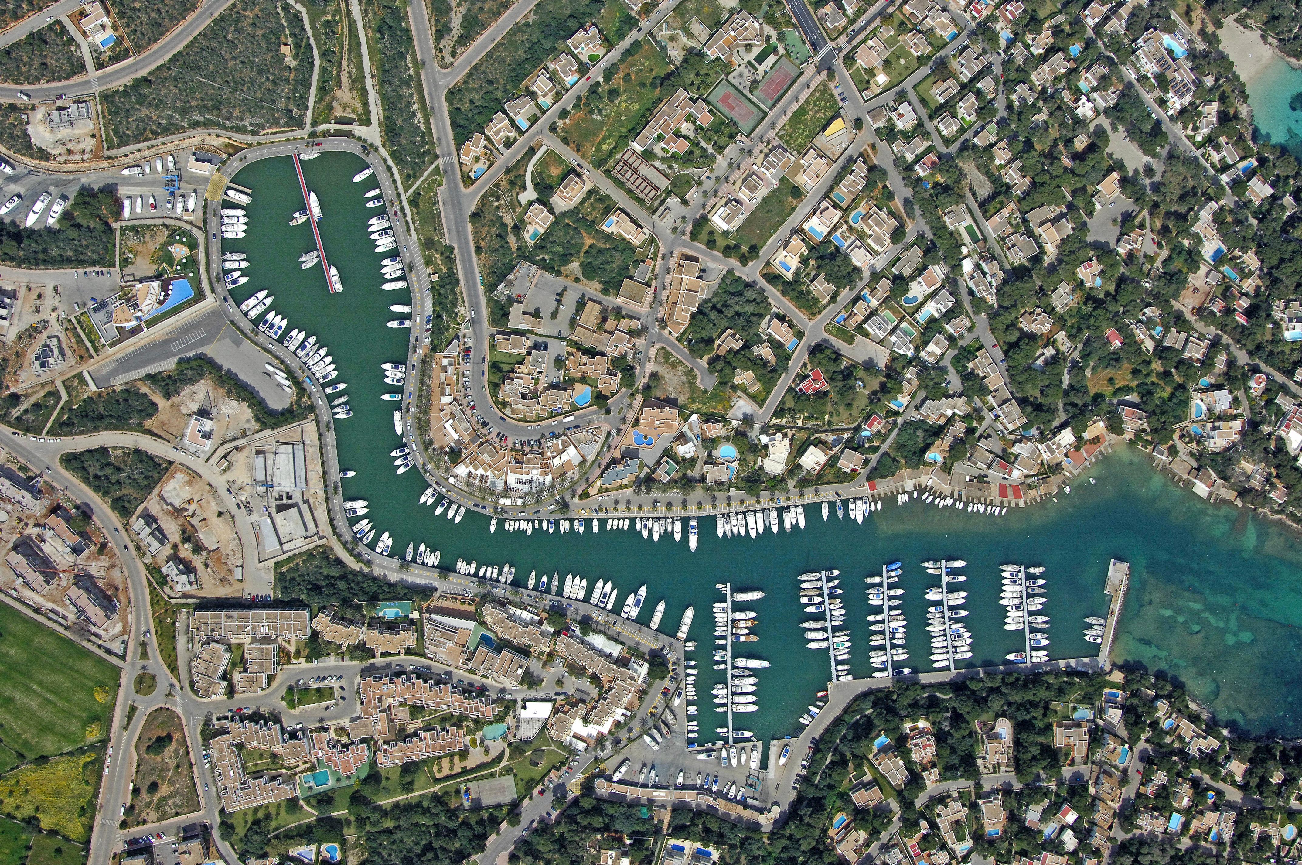 Cala DOr Marina in Cala DOr Mallorca Spain Marina Reviews