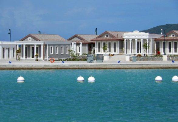 Sandy Lane Yacht Club & Residences (Formerly Glossy Bay Marina)