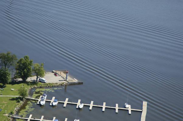 Montebello Public Dock