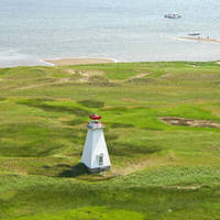 Bouctouche Dune Light (Bouctouche Bar Light)
