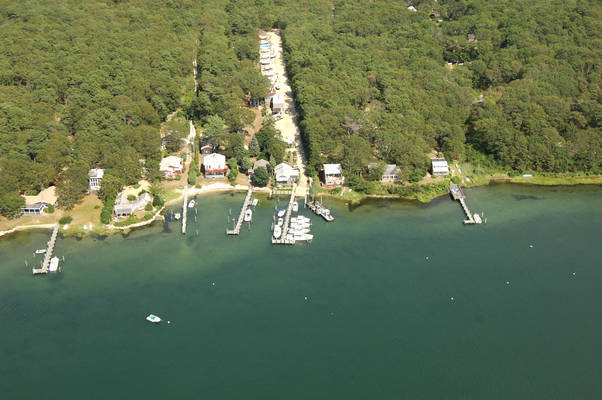 Tashmoo Boat Yard