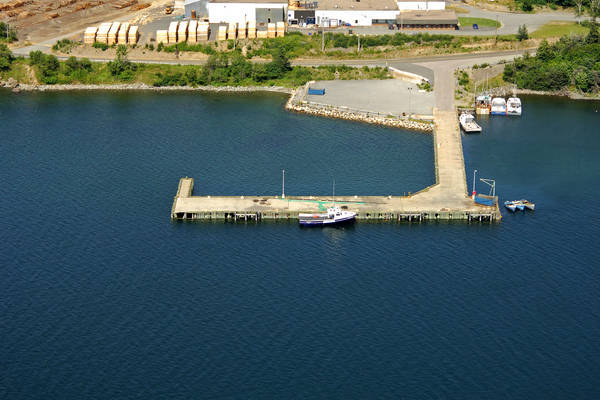 Weymouth North Wharf Harbour