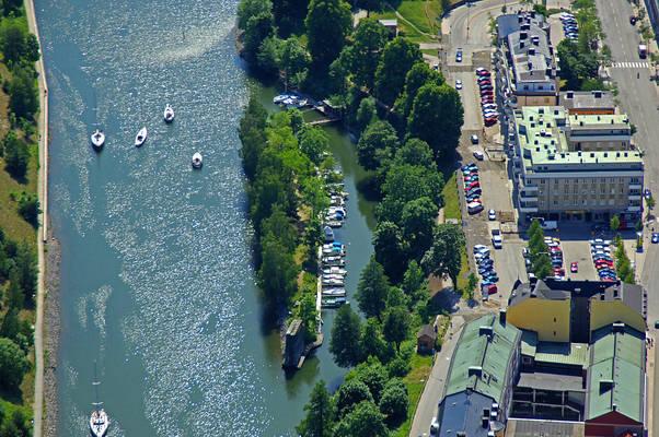 Soedertaelje Kanalholmen Marina