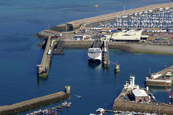 Saint Helier Ferry