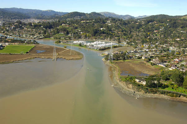 San Rafael Creek Inlet
