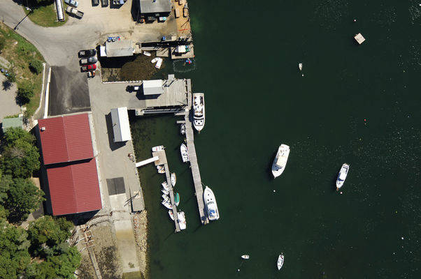 Tenants Harbor Boat Yard