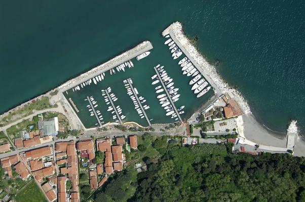 Porticciolo Di Bocca Di Magra Marina
