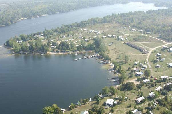 Narrows Lock Campground