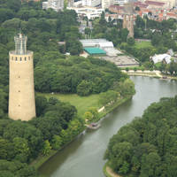 Maria Hendrikapark Tower
