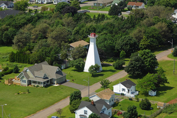 Summerside Range Rear Lighthouse