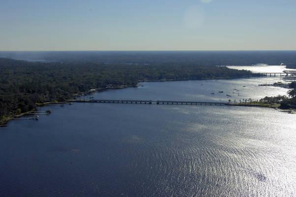 Ortega River Inlet
