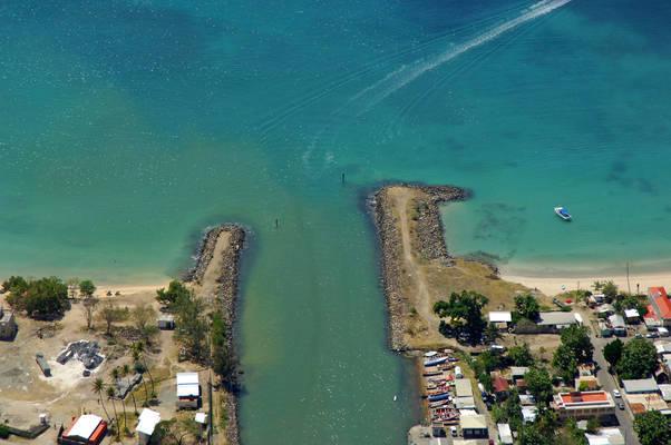Rodney Lagoon Inlet