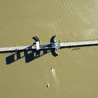 Mare Island Drawbridge Lift Bridge