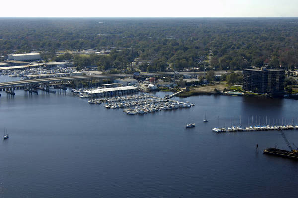 Ortega Yacht Club Marina