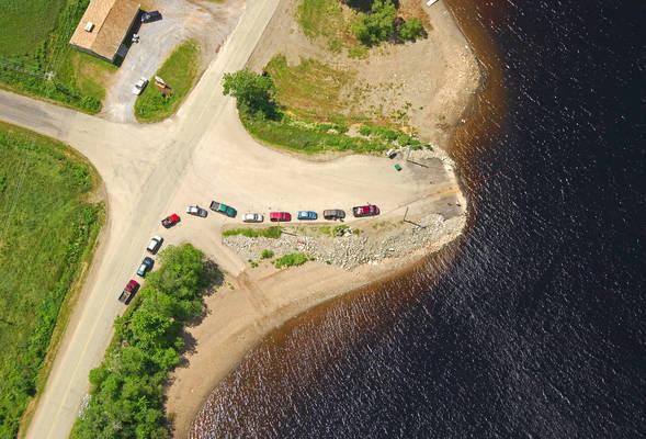 Belleisle Bay Ferry South