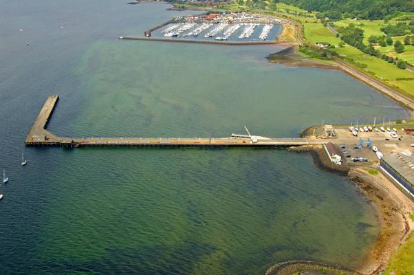 Fairlie Quay Marina