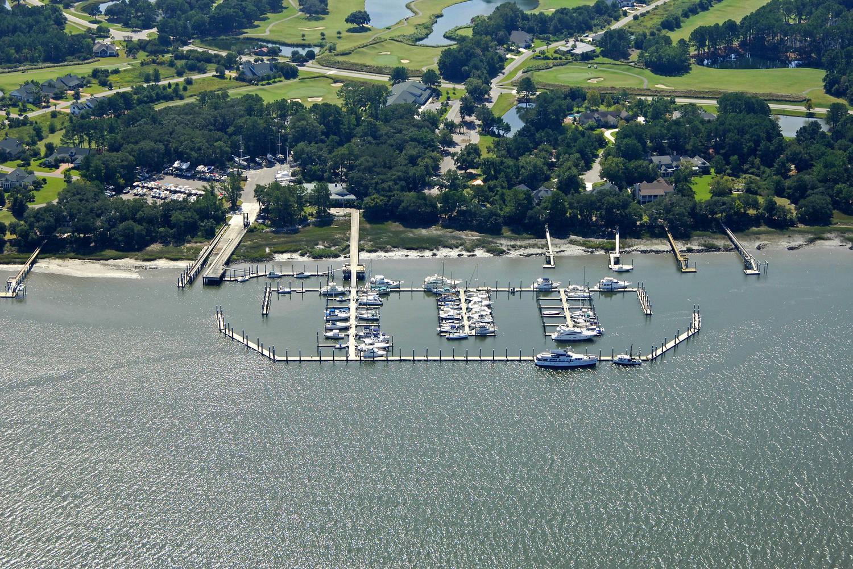 Dataw Island Marina Slip Dock Mooring Reservations Dockwa