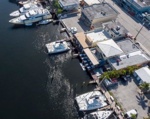 B-Ocean Marine Docks
