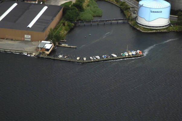 Nykoebing Falster Dock