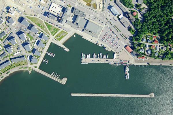 Lahti Vesijarvi Harbour