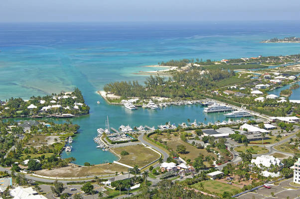 Lyford Cay Club Marina
