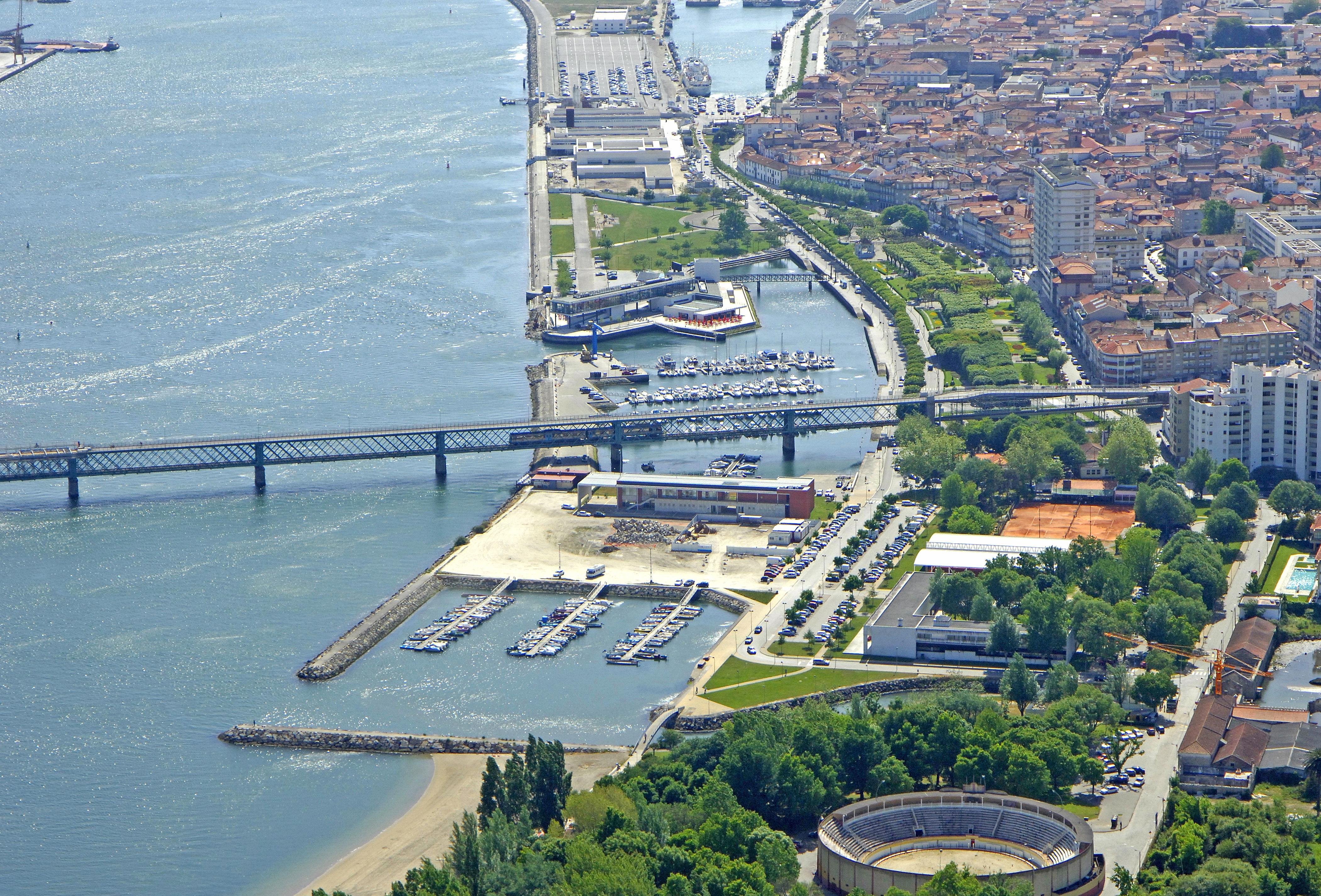 Viana do castelo marina in viana do castelo portugal - Viana do castelo portugal ...
