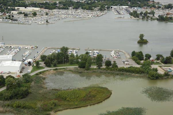 East Harbor State Park Marina