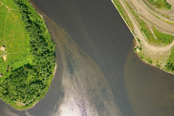McKellar River Inlet
