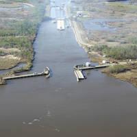 Black Bayou Pontoon Bridge