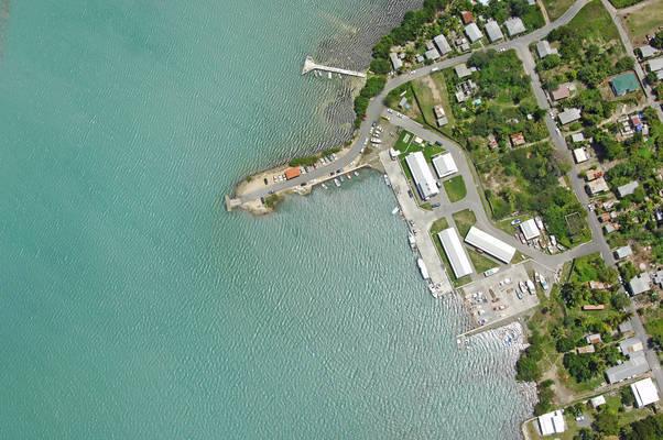 Jordan's Pier Marina