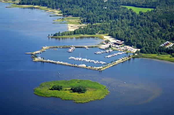 Uusikaarlepyy Toisvesi Marina