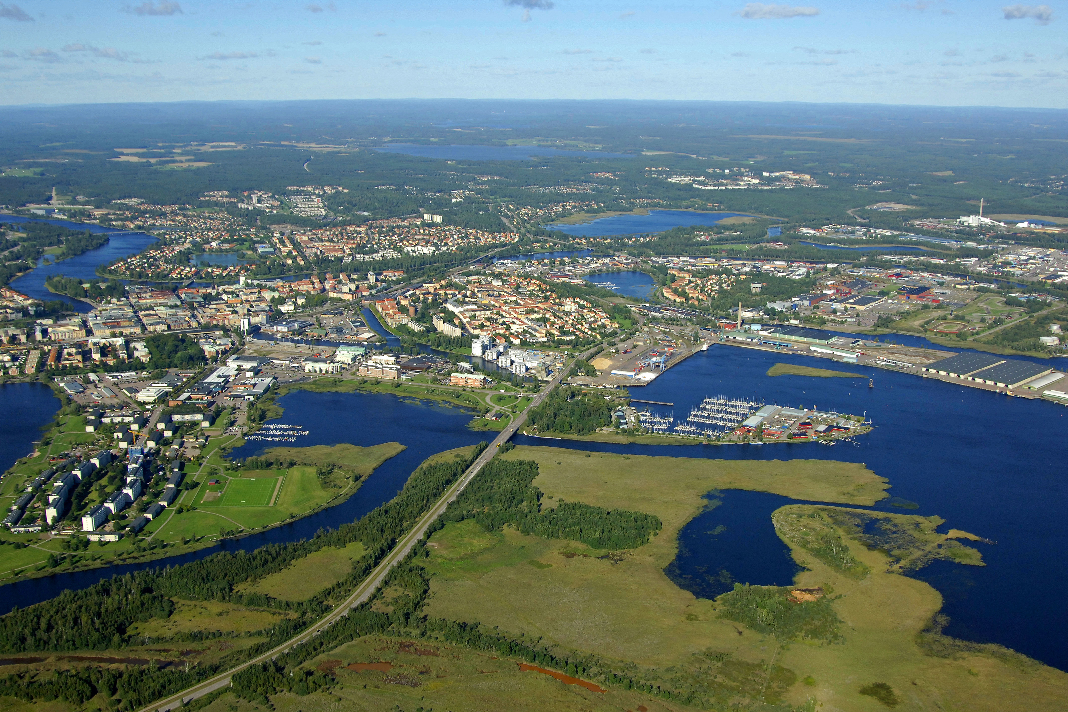 Karlstad Harbour Karlstad Harbour Karlstad Harbour Karlstad Harbour